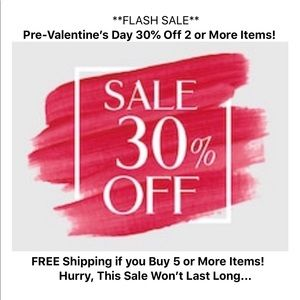 ♥️30% Off 2 or More Items! FREE Ship on 5 or more!